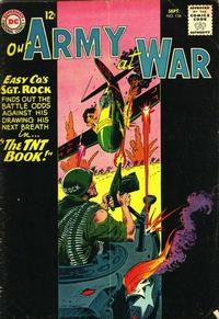 Cover Thumbnail for Our Army at War (DC, 1952 series) #134