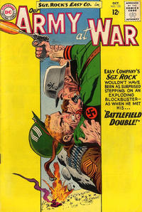 Cover Thumbnail for Our Army at War (DC, 1952 series) #135