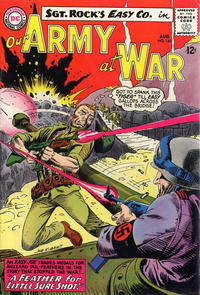 Cover Thumbnail for Our Army at War (DC, 1952 series) #145