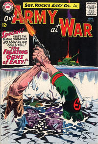Cover Thumbnail for Our Army at War (DC, 1952 series) #146