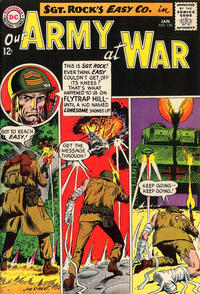 Cover Thumbnail for Our Army at War (DC, 1952 series) #150