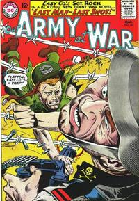 Cover Thumbnail for Our Army at War (DC, 1952 series) #152