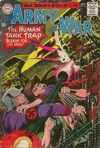 Cover Thumbnail for Our Army at War (DC, 1952 series) #156