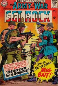 Cover Thumbnail for Our Army at War (DC, 1952 series) #161