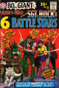 Cover Thumbnail for Our Army at War (DC, 1952 series) #164