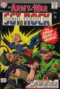 Cover Thumbnail for Our Army at War (DC, 1952 series) #165