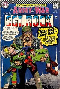 Cover Thumbnail for Our Army at War (DC, 1952 series) #167