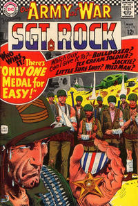 Cover Thumbnail for Our Army at War (DC, 1952 series) #178