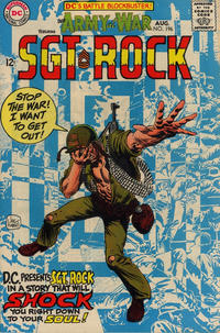 Cover Thumbnail for Our Army at War (DC, 1952 series) #196