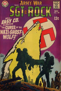 Cover Thumbnail for Our Army at War (DC, 1952 series) #199
