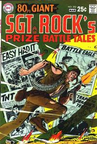 Cover Thumbnail for Our Army at War (DC, 1952 series) #203