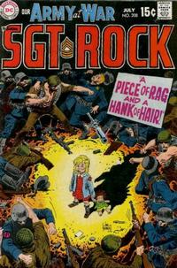 Cover Thumbnail for Our Army at War (DC, 1952 series) #208