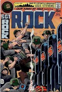 Cover Thumbnail for Our Army at War (DC, 1952 series) #225