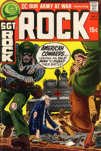 Cover Thumbnail for Our Army at War (DC, 1952 series) #234
