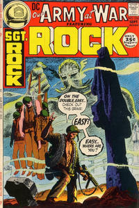 Cover Thumbnail for Our Army at War (DC, 1952 series) #236