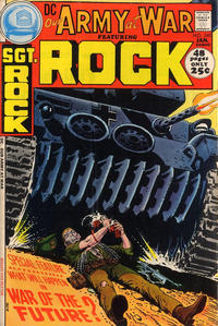 Cover Thumbnail for Our Army at War (DC, 1952 series) #240