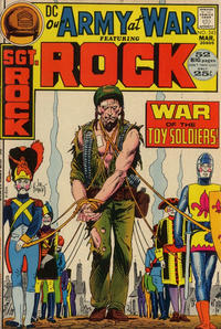Cover Thumbnail for Our Army at War (DC, 1952 series) #243