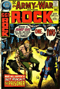 Cover Thumbnail for Our Army at War (DC, 1952 series) #245