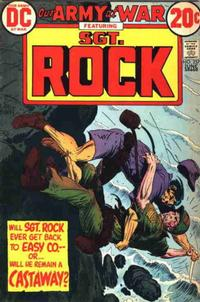 Cover Thumbnail for Our Army at War (DC, 1952 series) #257
