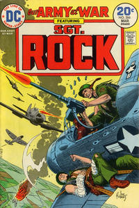 Cover Thumbnail for Our Army at War (DC, 1952 series) #266