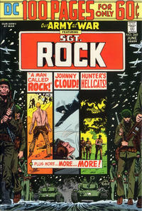 Cover Thumbnail for Our Army at War (DC, 1952 series) #269
