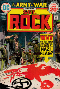 Cover Thumbnail for Our Army at War (DC, 1952 series) #272