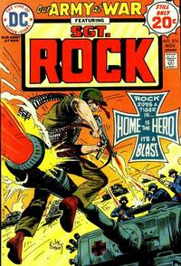 Cover Thumbnail for Our Army at War (DC, 1952 series) #274