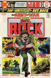 Cover Thumbnail for Our Army at War (DC, 1952 series) #280
