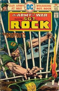 Cover Thumbnail for Our Army at War (DC, 1952 series) #283