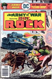 Cover Thumbnail for Our Army at War (DC, 1952 series) #292