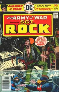 Cover Thumbnail for Our Army at War (DC, 1952 series) #293