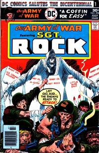 Cover Thumbnail for Our Army at War (DC, 1952 series) #294