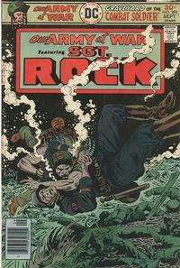 Cover Thumbnail for Our Army at War (DC, 1952 series) #296