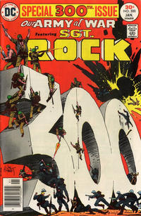 Cover Thumbnail for Our Army at War (DC, 1952 series) #300
