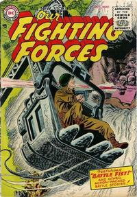 Cover Thumbnail for Our Fighting Forces (DC, 1954 series) #7