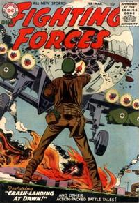 Cover Thumbnail for Our Fighting Forces (DC, 1954 series) #9