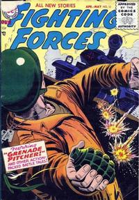 Cover Thumbnail for Our Fighting Forces (DC, 1954 series) #10