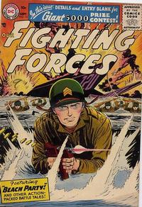 Cover Thumbnail for Our Fighting Forces (DC, 1954 series) #13