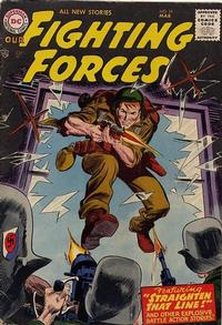 Cover Thumbnail for Our Fighting Forces (DC, 1954 series) #19