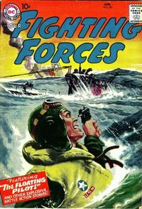 Cover Thumbnail for Our Fighting Forces (DC, 1954 series) #20