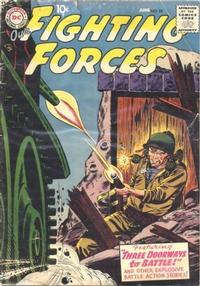Cover Thumbnail for Our Fighting Forces (DC, 1954 series) #22
