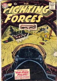 Cover Thumbnail for Our Fighting Forces (DC, 1954 series) #23