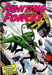 Cover Thumbnail for Our Fighting Forces (DC, 1954 series) #24