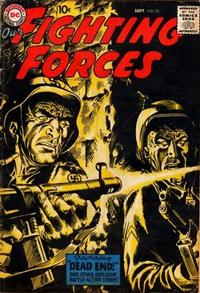 Cover Thumbnail for Our Fighting Forces (DC, 1954 series) #25