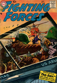Cover Thumbnail for Our Fighting Forces (DC, 1954 series) #26