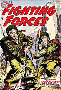 Cover Thumbnail for Our Fighting Forces (DC, 1954 series) #27