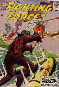 Cover Thumbnail for Our Fighting Forces (DC, 1954 series) #28