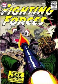 Cover Thumbnail for Our Fighting Forces (DC, 1954 series) #31