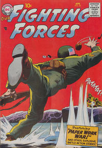 Cover Thumbnail for Our Fighting Forces (DC, 1954 series) #32