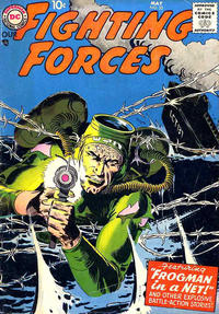 Cover Thumbnail for Our Fighting Forces (DC, 1954 series) #33